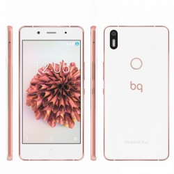 BQ Aquaris X5 Plus - 32GB (White/Rose Gold)