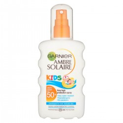 AMBRE SOLAIRE SPRAY KIDS FP 200 PT IP50+
